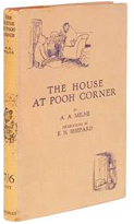 The House at Pooh Corner A A Milne