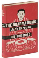Collectible gift book editions of The Dharma Bums, by Jack Kerouac