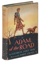 Adam of the Road Elizabeth Janet Gray