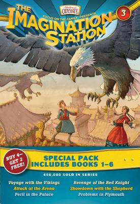 Imagination Station Special Pack: Books 1-6 - Hering, Marianne, and McCusker, Paul, and Eastman, Brock