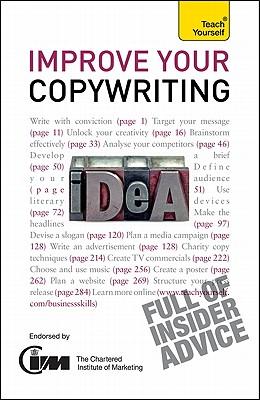 Improve Your Copywriting - Gabay, J Jonathan