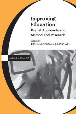 Improving Education - Swann, Joanna (Editor)
