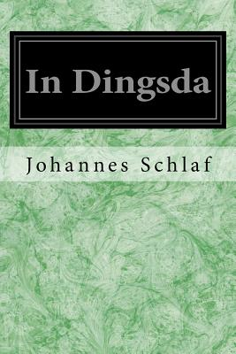 In Dingsda - Schlaf, Johannes