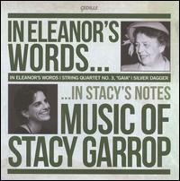 In Eleanor's Words - Biava Quartet; Buffy Baggott (mezzo-soprano); Kuang-Hao Huang (piano); Lincoln Trio