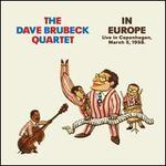 In Europe: Live in Copenhagen - March 5, 1958