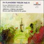 In Flanders' Fields, Vol. 11: Herman Meulemans, Arthur Meulemans