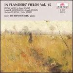 In Flanders' Fields, Vol. 15: Piano Music by Benoit, Mortelmans, Jongen, De Jong, Legley