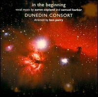 In the Beginning - Dunedin Consort; Sally Bruce-Payne (mezzo-soprano)