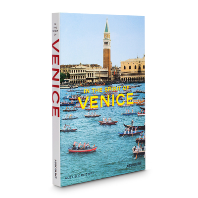 In the Spirit of Venice - Gregory, Alexis