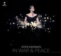 In War & Peace - Anna Fusek (sopranino recorder); Joyce DiDonato (mezzo-soprano); Magdalena Karolak (oboe); Maxim Emelyanychev (harpsichord);...