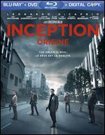Inception [2 Discs] [Includes Digital Copy] [Blu-ray/DVD] - Christopher Nolan