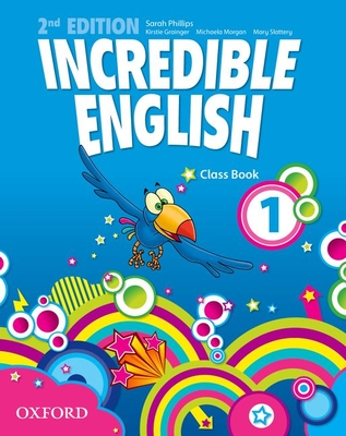 Incredible English: 1: Class Book -