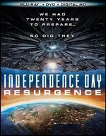 Independence Day: Resurgence [Includes Digital Copy] [Blu-ray/DVD]
