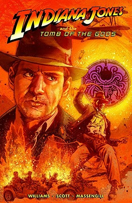 Indiana Jones and the Tomb of the Gods - Williams, Rob