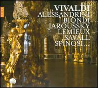 Indispensable Vivaldi: Highlights from La Senna Festegiante - Concerto Italiano; Ensemble Matheus; Europa Galante; Fabio Biondi (violin); Furio Zanasi (baritone); I Barocchisti;...