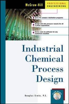 Industrial/Chemical Process Design - Erwin, Douglas