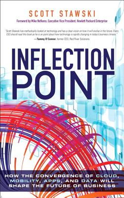 Inflection Point: How the Convergence of Cloud, Mobility, Apps, and Data Will Shape the Future of Business - Stawski, Scott