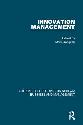 Innovation Management - Dodgson, Mark (Editor)