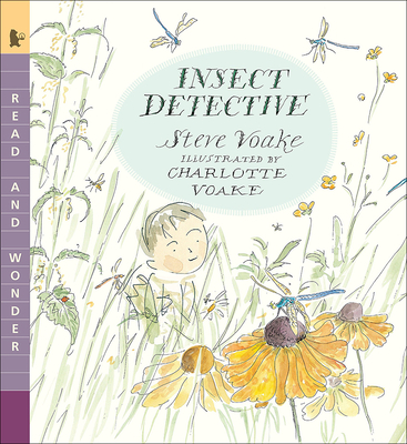 Insect Detective - Voake, Steve