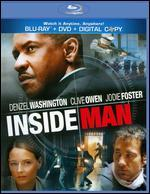 Inside Man [2 Discs] [With Tech Support for Dummies Trial] [Blu-ray/DVD]