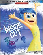 Inside Out [Includes Digital Copy] [Blu-ray/DVD]