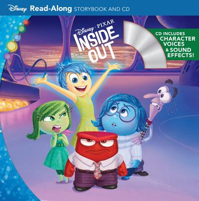 Inside Out Read-Along Storybook and CD -