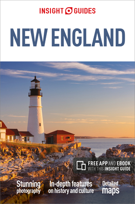 Insight Guides New England (Travel Guide with Free eBook) - Insight Guides