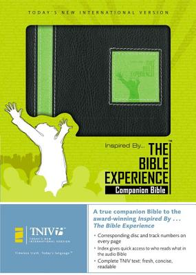 Inspired by the Bible Experience Companion Bible-TNIV - Zondervan Bibles (Creator)