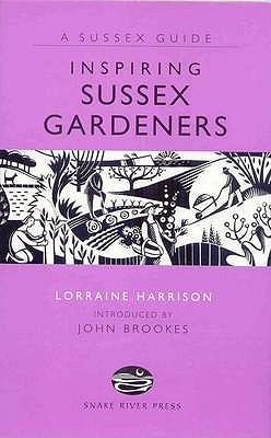 Inspiring Sussex Gardeners - Harrison, Lorraine