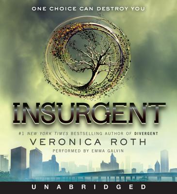 Insurgent CD - Roth, Veronica, and Galvin, Emma (Read by)