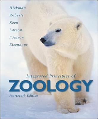 Integrated Principles of Zoology - Hickman, Jr, and Roberts, Larry S, and Keen, Susan L