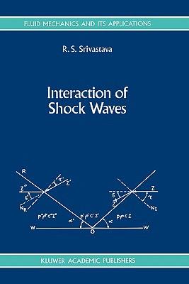 Interaction of Shock Waves - Srivastava, R S