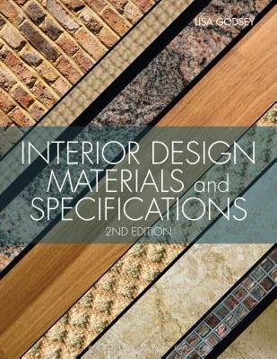 Interior Design Materials and Specifications - Godsey, Lisa