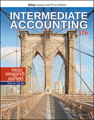 Intermediate Accounting - Kieso, Donald E, and Weygandt, Jerry J, and Warfield, Terry D