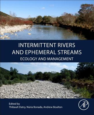 Intermittent Rivers and Ephemeral Streams: Ecology and Management - Datry, Thibault (Editor), and Bonada, Nuria (Editor), and Boulton, Andrew J. (Editor)