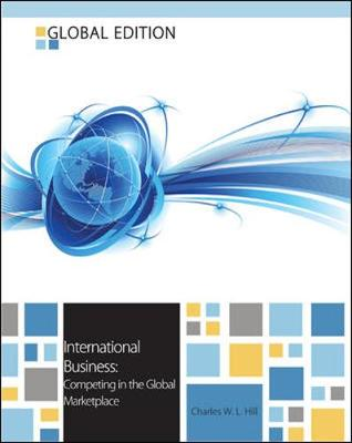 International Business - Hill, Charles W. L.