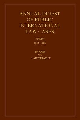 International Law Reports - McNair, Arnold D (Editor)