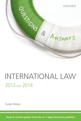 International Law - Breau, Susan