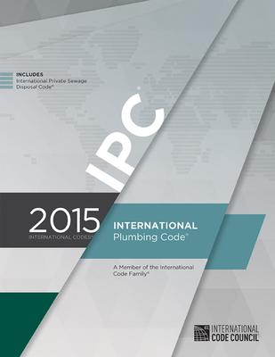 International Plumbing Code - International Code Council