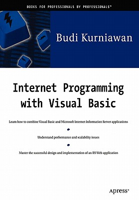 Internet Programming with Visual Basic - Kurniawan, Budi