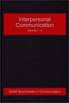 Interpersonal Communication - Knapp, Mark L, Professor (Editor), and Daly, John A (Editor)