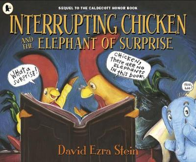 Interrupting Chicken and the Elephant of Surprise -