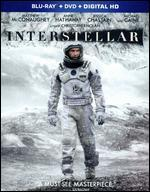 Interstellar [2 Discs] [Includes Digital Copy] [UltraViolet] [Blu-ray/DVD]