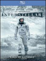 Interstellar [Blu-ray] - Christopher Nolan