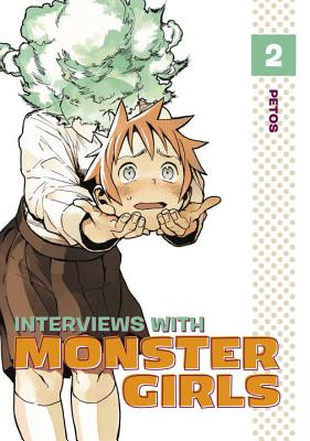 Interviews With Monster Girls 2 - Petos