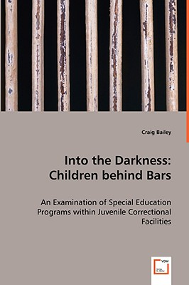 Into the Darkness: Children Behind Bars - Bailey, Craig, Dr.