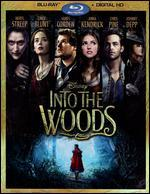 Into the Woods [Includes Digital Copy] [Blu-ray]