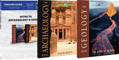 Intro to Archaeology & Geology Package - Master Books (Editor)