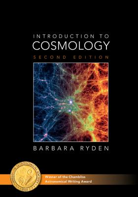 Introduction to Cosmology - Ryden, Barbara