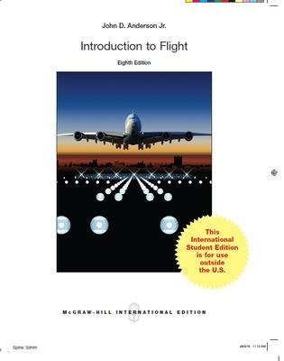 Introduction to Flight - Anderson, John